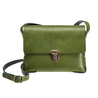 Crossbody Schoudertasje Gloria Plain Groen