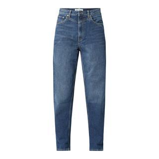 Peppe Jeans x Dua Lipa High Waist jeans met stretch