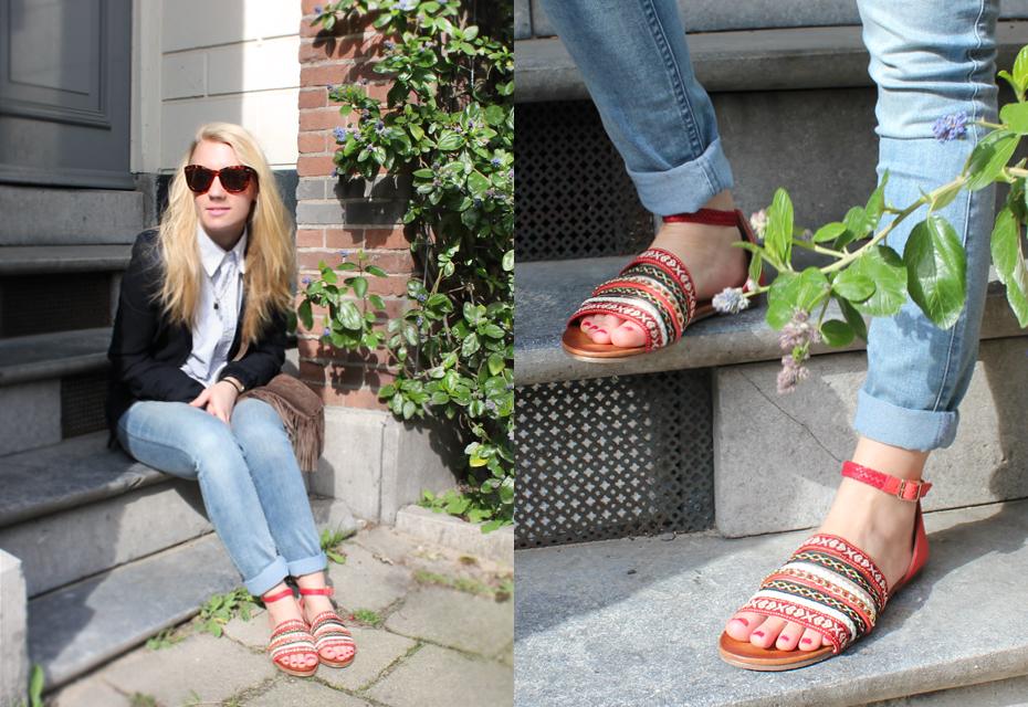 Zomercollectie Sacha Summer sandals