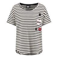 Beige Catwalk Junkie TS BADGE-201 T-shirt