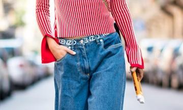 Vier nieuwe manieren om jeans te dragen