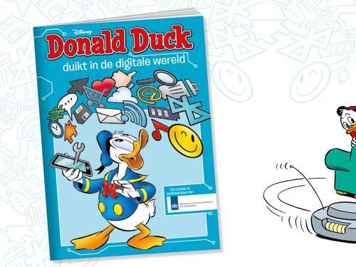 Rijksoverheid x Donald Duck