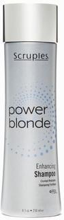 Zilvershampoo power blonde