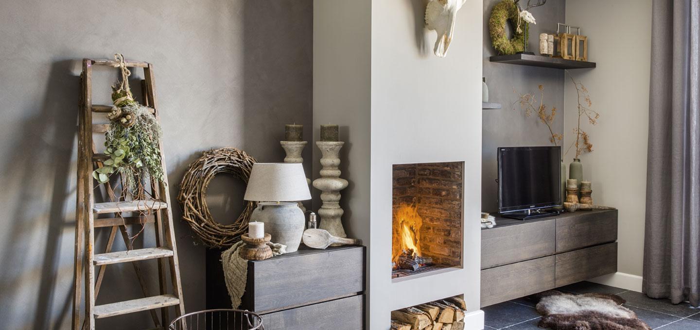 Wonen landelijke stijl maisons de charme sanoma be - Stijl des maisons ...