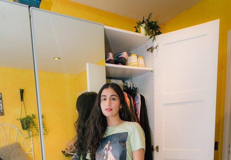 Kijkje in de kast bij singer-songwriter Naaz
