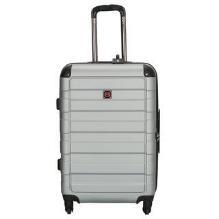 Little Rock koffer 68 cm silver
