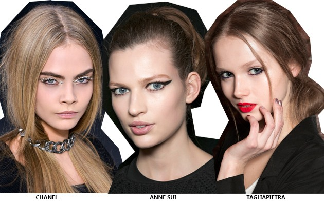 Beautytrends herfst winter 2014