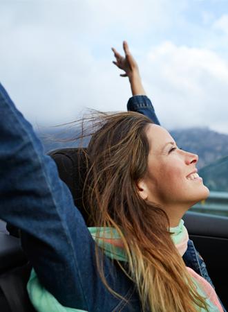6x tips om je positief en gelukkig te voelen