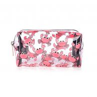 Skinnydip London Crab Make Up Bag