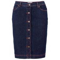 Dames jeansrok in blauw - John Baner JEANSWEAR