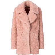 Dames jas lange mouw in roze - RAINBOW