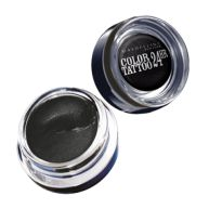 Maybelline Eyestudio Color Tattoo 24H Eyeshadow - 60 Timeless Black