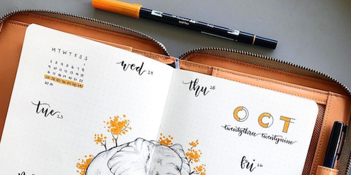 The Bullet Journal Of Bumblebujo Flow Magazine