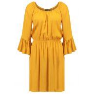 Even&Odd Korte jurk mustard
