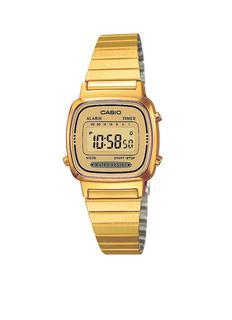 Horloge Retro LA670WEGA-9EF