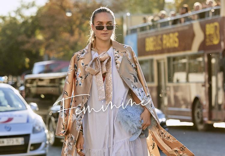 3x de mooiste jurken voor de feminine stijl