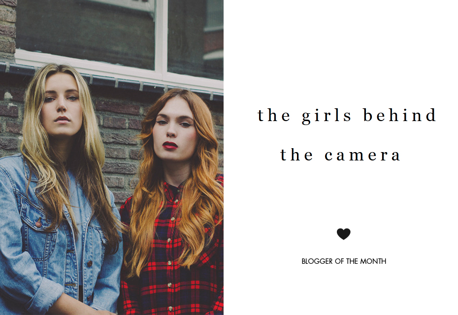 The Girls Behind the Camera