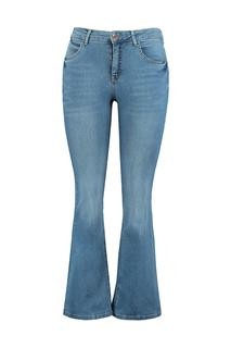 Dames Magic Simplicity SHAPES flared jeans Denim