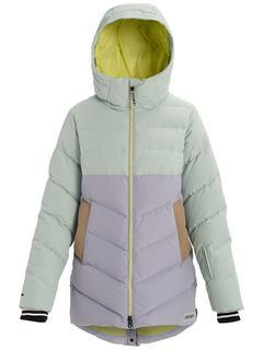 Loyle Down Jacket aquagr / lilac / tmbwlf