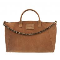 O My Bag Fly Violet Maxi Eco-Camel With Chain