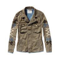 Scotch & Soda Military shirtjack