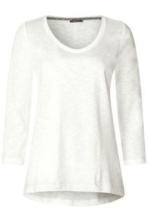 Shirt in basic style
