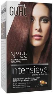Intensieve - No. 40 Middenbruin - Crème-kleuring - Haarverf