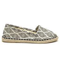 Zwart Vero moda VMEMA ESPADRILLE Schoen