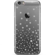 iPhone 6/6s siliconen telefoonhoesje - Falling stars