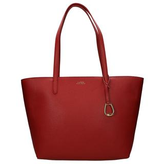 Merrimack shopper M red navy