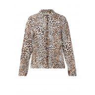 Baum und Pferdgarten Mia blouse met luipaarddessin