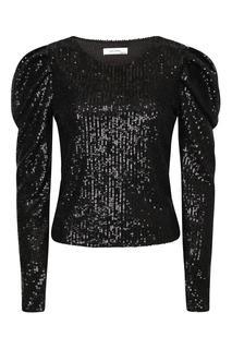 Shirt / Top Zwart 21165