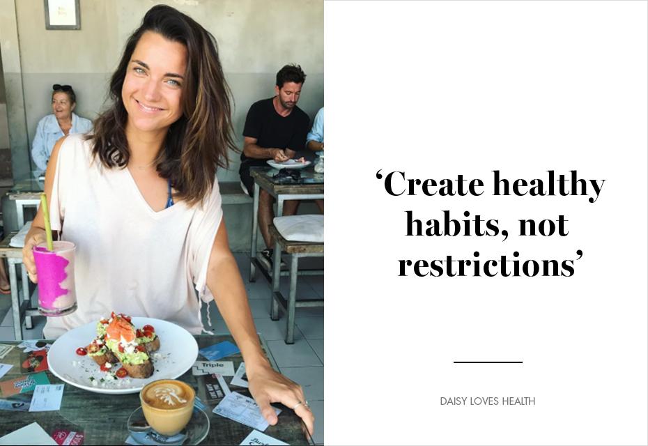 Daisy loves Health