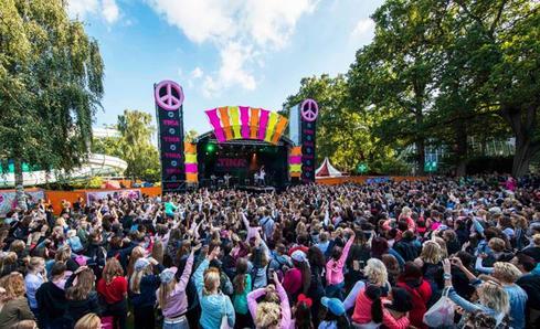 TINA Festival 2018