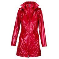 Regenjas MONA rood
