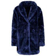 Missguided Halflange jas deep blue