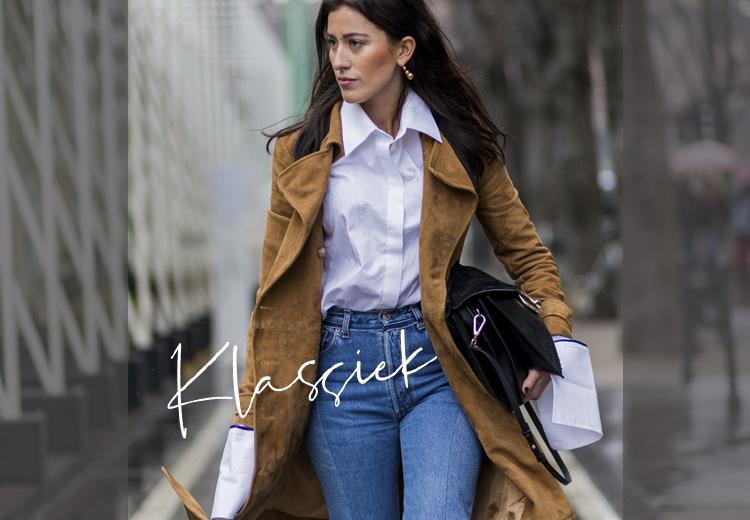 3 manieren om een jeans klassiek te dragen