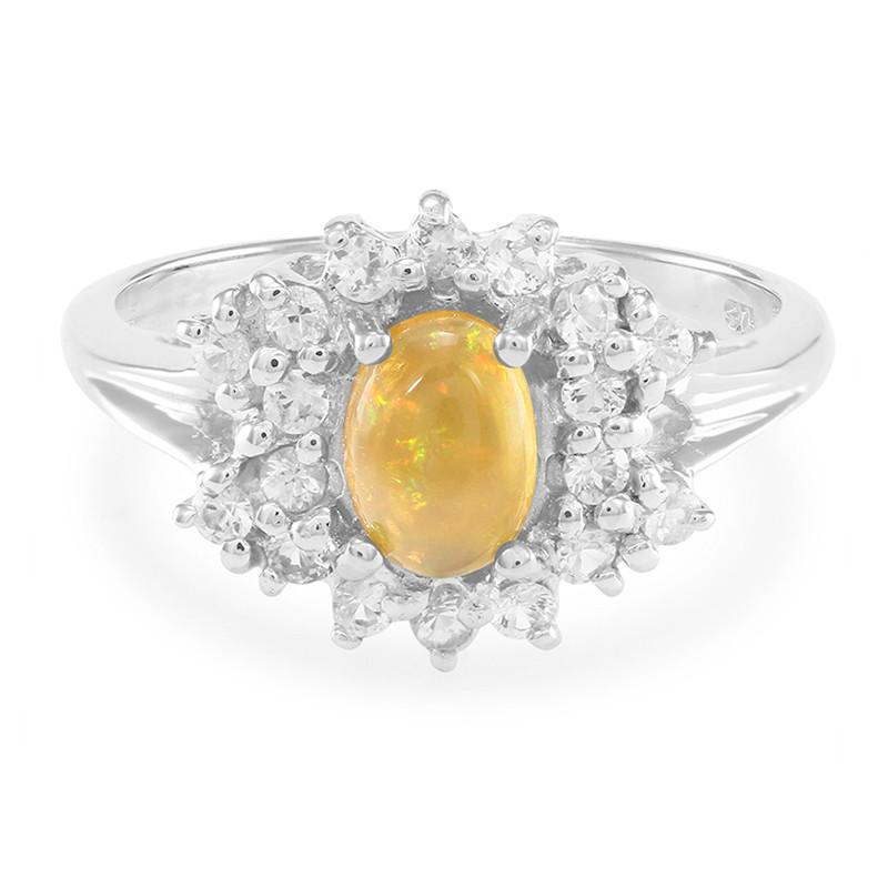 Anello Di Oro Juwelo Con Potassio Maya-opale aUMkoDyYt