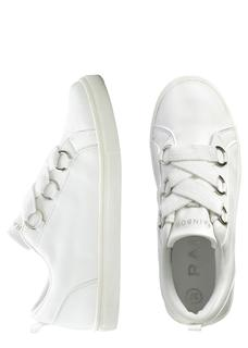 Dames sneakers in wit