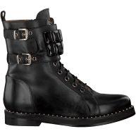 Zwarte Omodaxmanon Biker boots ABB2852