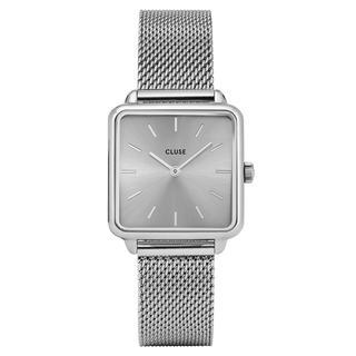 CLUSE CW0101207007 - La Garçonne Silver Silver - Horloge