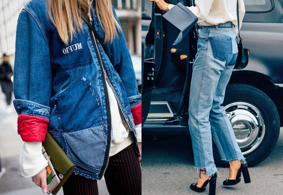 Deconstructed Denim