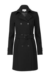 Dames Trenchcoat zwart