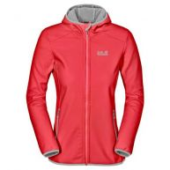 JACK WOLFSKIN softshell-jack »GRAND VALLEY SOFTSHELL JKT W«