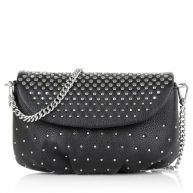 Marc by Marc Jacobs Schoudertassen - Karlie Studded Crossbody Bag Black in zwart voor dames