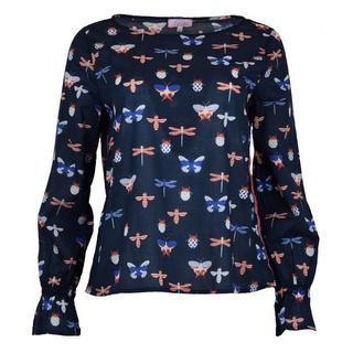 Emily van den Bergh blouse 5976-145035 690 - Nvt