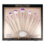 Makeup Revolution Ultimate Nudes Brush Collection