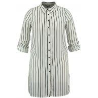 MS Mode Lange gestreepte blouse