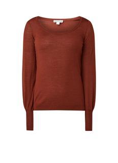 Pullover van wol