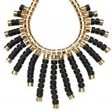 All Black Everything Necklace